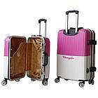 Модный пластиковый чемодан, средний SS51052113, фото 2