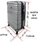Силиконовый чехол для чемодана S CV7082002, фото 6