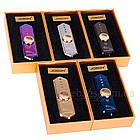 Зажигалка подарочная USB элитная Jaguar 33222J, фото 3