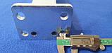 Фаркоп универсальный хромированный., фото 4