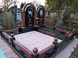 Памятники из гранита. Памятник №277, фото 2