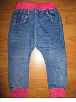 """Спортивные брюки для девочки """"Джинс"""""""