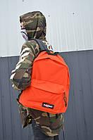 Рюкзак красный большой молодежный мужской школьный крутой Eastpak Истпак