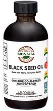 Масло черного тмина эфиопское Bionatal (ex. Amana) 118 мл. (4 Fl.Oz.) США