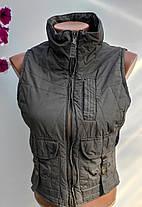 Утепленная жилетка размер наш 44 (В-82), фото 2