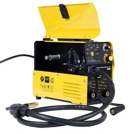 Сварочный инвертор полуавтомат MIG/ММА, 220В, 300А, Кентавр СПАВ-300 D1