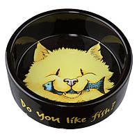 Trixie (Трикси) Ceramic Bowl Керамическая миска для котов 300 мл
