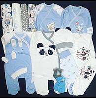 Набор одежды в роддом, 56, 62 см