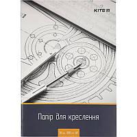 Бумага для черчения Kite А3 10листов 200г/м2 K18-270
