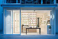 Магазин-кафе деревянная отделка, фото 1