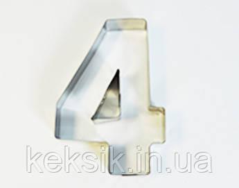 Резак метал Цифра 4