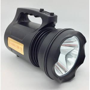 Ліхтар переносний TD-6000A-30W-T6, ЗУ 220V, вбудований акумулятор, (Оригінал)
