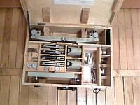 Оптиметр горизонтальный ИКГ-3 полный ЗИП к прибору ГОСТ 5189, фото 1