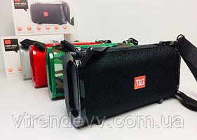 Колонка Stereo BT Speakers влагозащитная 2•5W  210/110/65mm TG-123 5727