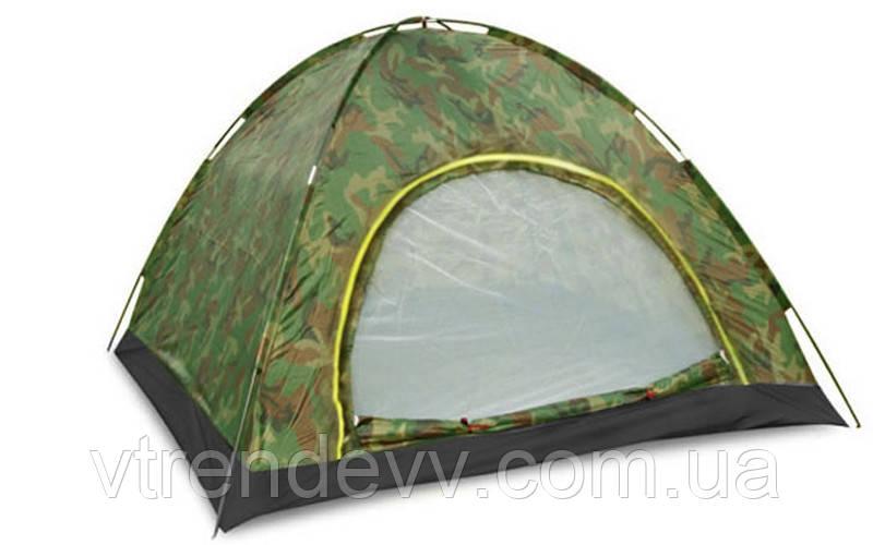 Палатка автоматическая двухместная 2 х 1.5м