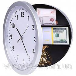 Часы сейф настенные SafeClocr 7031