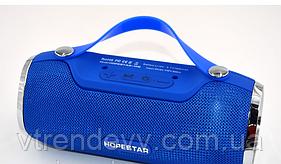 Портативная колонка Hopestar H40 Синяя