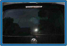 Накладки на верхній стоп (нерж) Volkswagen T5 Caravelle 2004-2010 рр.