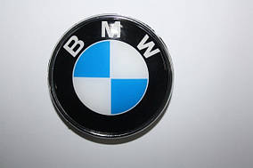 BMW 5 серія E-34 1988-1995 рр. Емблема БМВ, Туреччина (d83.5мм)
