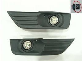 Ford Focus II 2005-2008 гг. Противотуманки (LED)