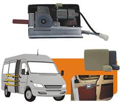 Opel Movano 2010↗ рр. Електро двері (1 моторний)