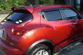Nissan Juke 2010↗ рр. Спойлер (під фарбування)