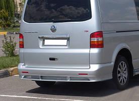 Задня нижня спідниця ABT (під фарбування) Volkswagen T5 Caravelle 2004-2010 рр.