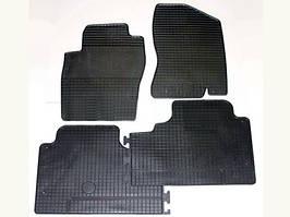Nissan Juke 2010↗ рр. Оригінальні гумові килимки (4 шт, Doma)