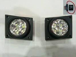 Citroen Nemo 2008↗ рр. Протитуманки LED (діодні)