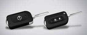 Nissan Qashqai 2010-2014 рр. Flip key - ключ