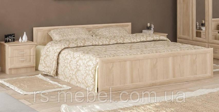 """Кровать 160 """"Соната"""" (Мебель-Сервис)"""