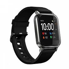 Smart Watch Haylou LS02 Black Смарт-часы