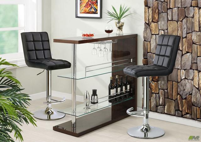 Купити барні стільці в інтер'єрі кухні