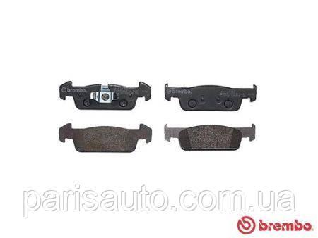 Тормозные колодки передние  DACIALOGAN II  SANDERO II  SANDERO/STEPWAY II (B8_)