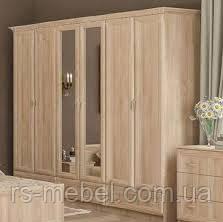 """Шкаф 6Д """"Соната"""" (Мебель-Сервис)"""