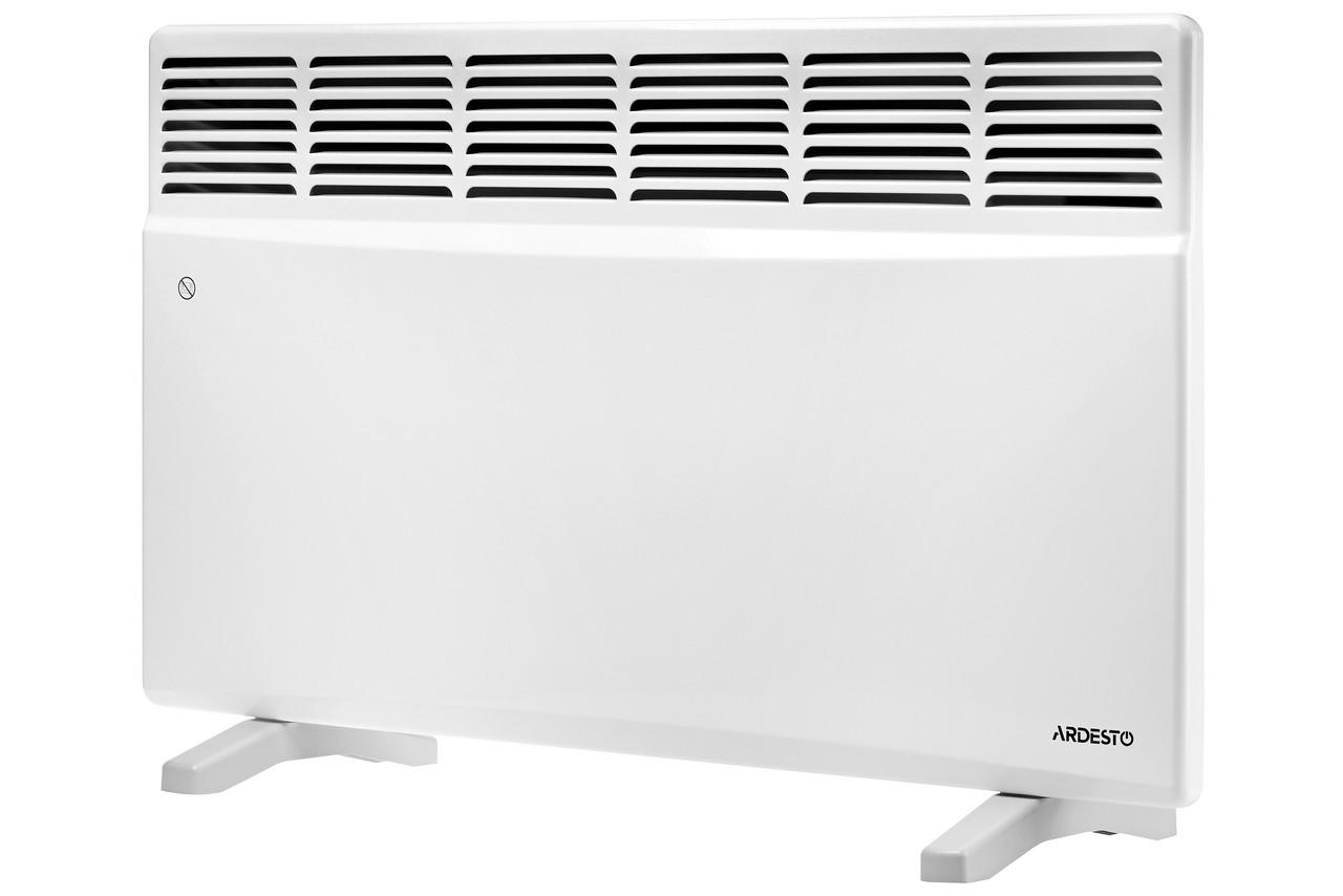 Конвектор электрический Ardesto CH-2000ECW, 20 м2, 2000 Вт