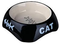Trixie (Трикси) Ceramic Bowl Керамическая миска для котов 200 мл