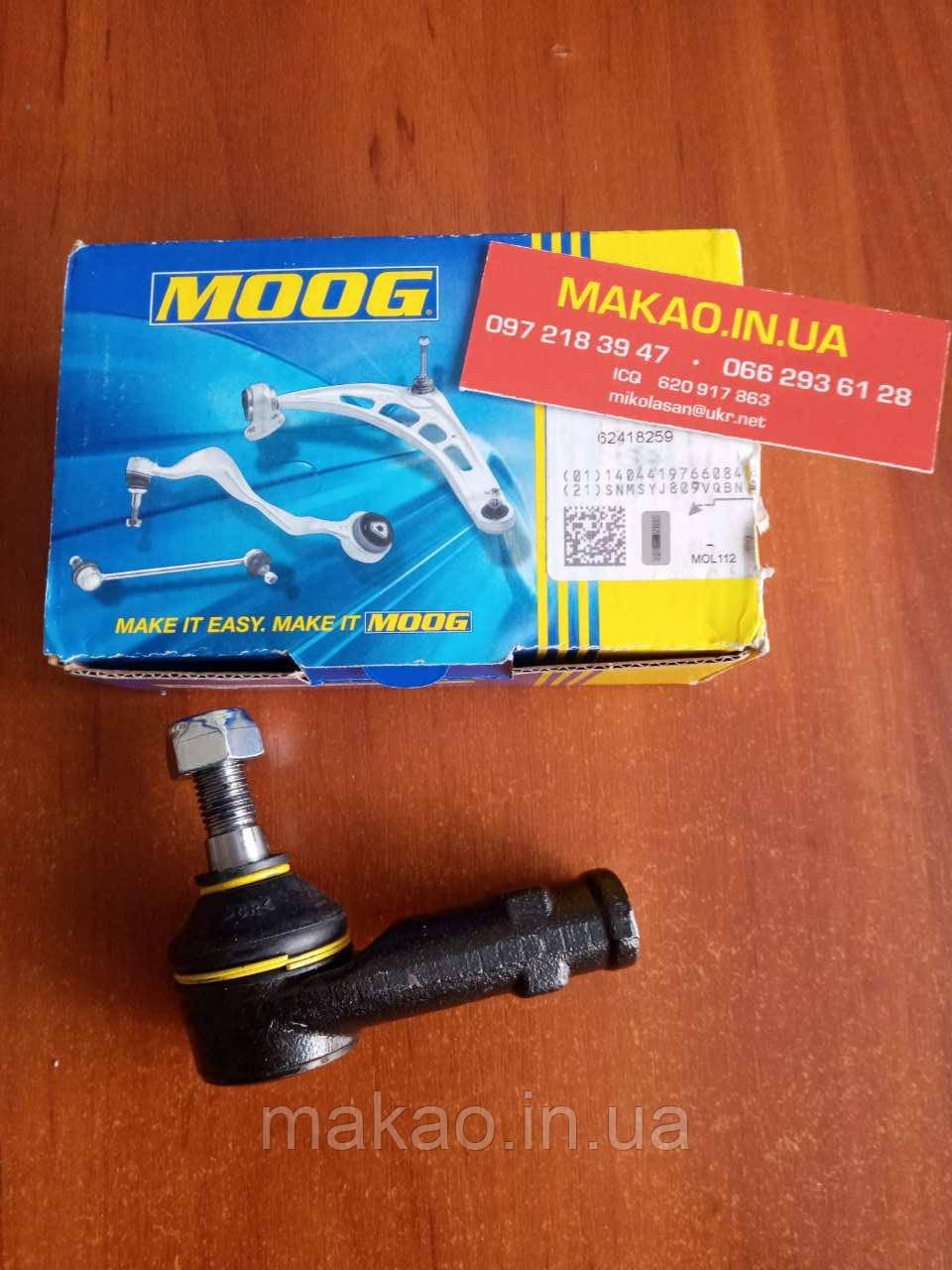 """""""Moog"""" Накінечник кермової тяги лівий Chery Amulet A11/A15 / Чері Амулет"""