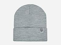Шапка - Urbanplanet  - Classic Gray (Зимняя\Зимова шапка)