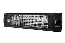 Інфрачервоний обігрівач ARDESTO IH-2500-CBN1B, 30 м2, 2500 Вт, фото 2