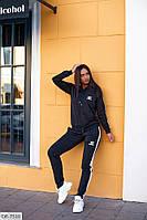 Костюм жіночий спортивний трикотажний, фото 1