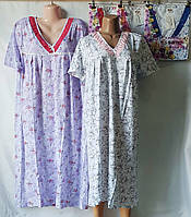 """Рубашка ночная женская """"Samo"""" Узбекистан полномерные, фото 1"""
