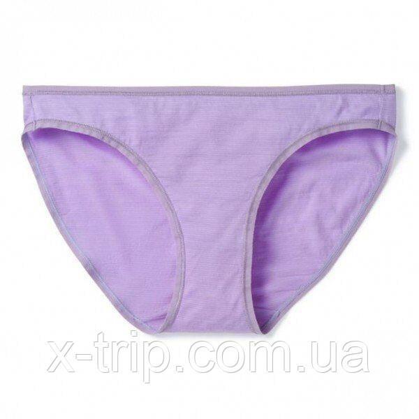 Трусы женские Smartwool Merino 150 Pattern Bikini Cascade Purple, р.L (SW 16157.B30-L)