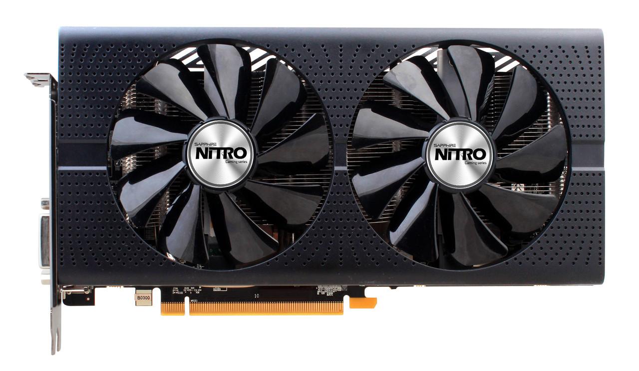 Видеокарта Radeon RX 480 8Gb
