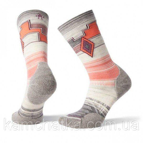 Носки женские Smartwool PhD Outdoor Light Pattern Crew Medium Gray, р.S (SW 01146.052-S)