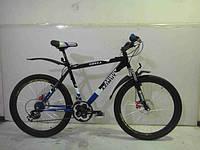 Велосипед горный AZIMUT OMEGA G-FR-D к24, к26