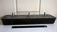 Амортизатор платформы КАМАЗ в сборе, фото 1