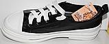 Кроссовки кожаные женские на шнурках от производителя модель КЛ2053, фото 8