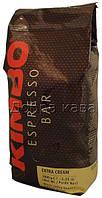 Кофе в зернах Kimbo Extra Cream (80% Арабика) 1кг
