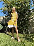 Платье летнее. Цвет беж, фото 4